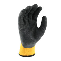 DEWALT Textured Rubber Coaated Gripper Glove - Medium - DPG70