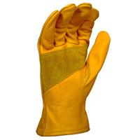 DEWALT Premium AB Grade Leather Driver Glove - DPG32