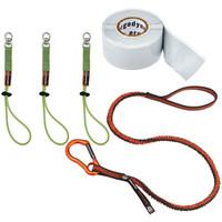 Ergodyne Squids 3182 Kit  Tool Tethering Kit - 10lb (4.5kg)