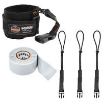 Ergodyne Squids 3192 Kit  Wrist Lanyard Tethering Kit - 3lb (1.4kg)