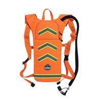 Ergodyne Chill-Its 5155 2 ltr Orange Hi-Vis Low Profile Hydration Pack