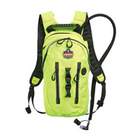 Ergodyne Chill-Its 5157 3 ltr Hi-Vis Lime Premium Cargo Hydration Pack