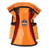 Ergodyne Arsenal 5538  Orange Topped Parts Pouch - Tarpaulin