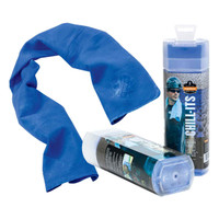 Ergodyne Chill-Its 6602  Blue Evaporative Cooling Towel