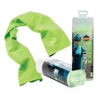 Ergodyne Chill-Its 6602  Hi-Vis Lime Evaporative Cooling Towel