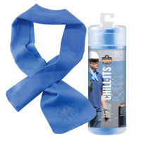 Ergodyne Chill-Its 6603  Blue Evaporative Cooling Band