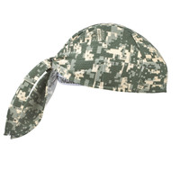 Ergodyne Chill-Its 6615  Camo High-Performance Dew Rag