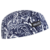 Ergodyne Chill-Its 6630  Navy Western High-Performance Cap