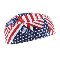 Ergodyne Chill-Its 6630  Stars & Stripes High-Performance Cap