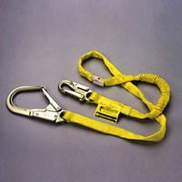 Miller 6 ft. Manyard Lanyard w/ 1 Locking Snap Hook and Locking Rebar Hook - 219WRS-Z7/6FTYL