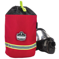 Ergodyne Arsenal GB5080L  Red SCBA Mask Bag with Lining