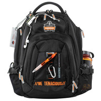 Ergodyne Arsenal GB5144  Black Mobile Office Backpack