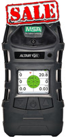 MSA ALTAIR 5X Multi-Gas Detector Color Display & Probe 10116928