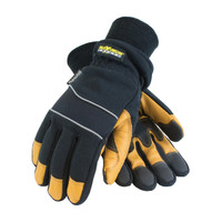 PIP Maximum Safety Thinsulate® Lined Winter Glove with Waterproof Barrier and Goatskin Leather Palm - 120-4800