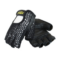 PIP Maximum Safety Lifting Gloves with Reinforced Padded Leather Palm - 122-AV14