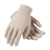 PIP  Standard Weight Seamless Knit Cotton / Polyester Glove - 7 Gauge - 35-C104
