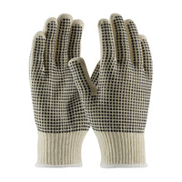 PIP PIP® Seamless Knit Cotton / Polyester Glove with Double-Sided PVC Dot Grip - 10 Gauge - 37-C2110PDD