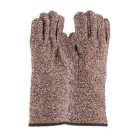 "PIP  Terry Cloth Seamless Knit Glove - 4.5"" Gauntlet Cuff - 42-C920"