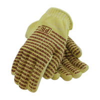 PIP  Kevlar® / Cotton Seamless Knit Hot Mill Glove with Cotton Liner and Double-Sided EverGrip™ Nitrile Coating - 24 oz - 43-552