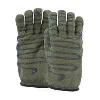PIP Kut Gard Kevlar® / Preox Seamless Knit Hot Mill Glove with Terry Cotton Liner and Double-Sided SilaGrip™ Coating - 32 oz - 43-851