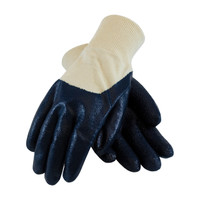 PIP ArmorTuff® XT Nitrile Dipped Glove with Jersey Liner and Smooth Finish on Palm, Fingers & Knuckles - Knitwrist - 56-3185