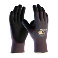 PIP ATG Ultra Lightweight Nitrile Glove, Palm Dipped with Seamless Knit Nylon / Lycra Liner and Non-Slip Grip on Palm & Fingers - 56-424
