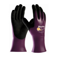 PIP ATG Ultra Lightweight Nitrile Glove, Fully Dipped with Seamless Knit Nylon / Lycra Liner and Non-Slip Grip on Palm & Fingers - 56-426
