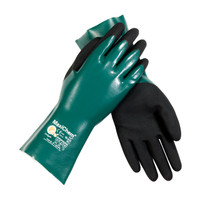 "PIP ATG Nitrile Blend Coated Glove with HPPE Liner and Non-Slip Grip on Palm & Fingers - 12"" - 56-633"