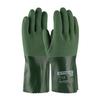 "PIP ActivGrip™ Nitrile Coated Glove with Cotton Liner and MicroFinish Grip - 12"" - 56-AG566"