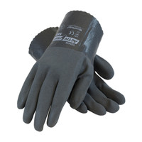 "PIP ActivGrip™ Nitrile Coated Glove with Cotton Liner and MicroFinish Grip - 10"" - 56-AG585"