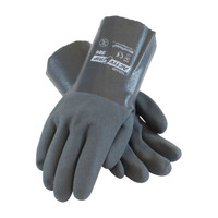 "PIP ActivGrip™ Nitrile Coated Glove with Cotton Liner and MicroFinish Grip - 12"" - 56-AG586"