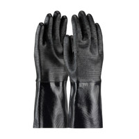 "PIP ChemGrip™ Neoprene Coated Glove with Interlock Liner and Etched Rough Finish - 14"" - 57-8640R"