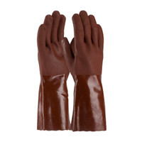 "PIP ProCoat® PVC Dipped Glove with Jersey Liner and Premium Sandy Finish - 14"" - 58-8414R"