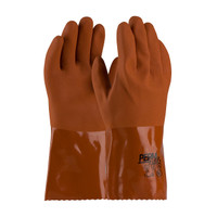 "PIP PermFlex® Cold Resistant PVC Glove with Seamless Liner and Rough Coating - 12"" - 58-8651"