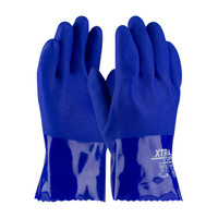 "PIP XtraTuff™ Oil Resistant PVC Glove with Seamless Liner and Rough Coating - 10"" - 58-8655"