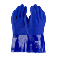"PIP XtraTuff™ Oil Resistant PVC Glove with Seamless Liner and Rough Coating - 12"" - 58-8656"