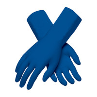PIP Ambi-Thix Industrial Grade Extra Thick  Latex Glove Powdered with Fully Textured Grip - 13 Mil - 62-327 - 10/CS