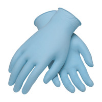 PIP Ambi-dex Light Duty  Nitrile Glove Powder Free with Textured Grip - 3 Mil - 63-232PF - 10/CS