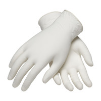 PIP Ambi-dex Food Grade  Non-Latex Glove Powdered with Smooth Grip - 4 Mil - 64-346 - 10/CS