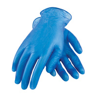 PIP Ambi-dex Industrial Grade  Vinyl Glove Powder Free - 5 Mil - 64-V77BPF - 10/CS