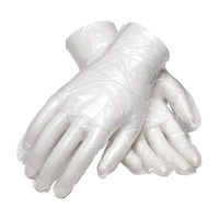 PIP Ambi-dex® Food Grade Disposable Polyethylene Glove with Embossed Grip - 65-544