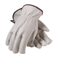 PIP PIP® Superior Grade Top Grain Cowhide Leather Drivers Glove - Straight Thumb - 68-101