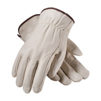 PIP PIP® Premium Grade Top Grain Cowhide Leather Drivers Glove - Straight Thumb - 68-118
