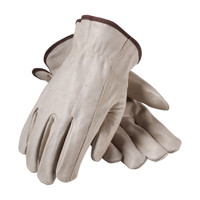 PIP PIP® Superior Grade Top Grain Cowhide Leather Drivers Glove - Keystone Thumb - 68-165