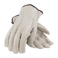 PIP PIP® Industry Grade Top Grain Pigskin Leather Drivers Glove - Straight Thumb - 70-300
