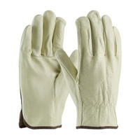 PIP  Premium Grade Top Grain Pigskin Leather Drivers Glove - Straight Thumb - 70-318