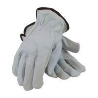 PIP PIP® Premium Grade Top Grain Goatskin Leather Drivers Glove - Keystone Thumb - 71-3618