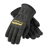 PIP Maximum Safety FR Treated Synthetic Leather Utility Glove - 73-1703