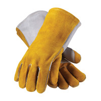 PIP  Side Split Cowhide Leather Welder's Glove with Cotton Foam Liner and Kevlar® Stitching - 73-7150