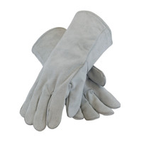 PIP  Shoulder Split Cowhide Leather Welder's Glove with Cotton Liner - 73-888